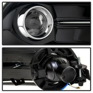 Spyder Auto ® - Clear OEM Style Fog Lights (5080455)