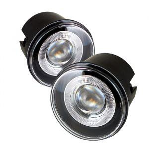 Spyder Auto ® - Clear Projector Fog Lights (5015785)
