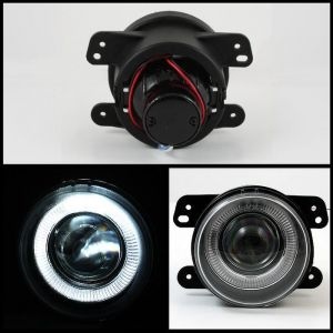 Spyder Auto ® - Clear Projector Fog Lights (5015853)