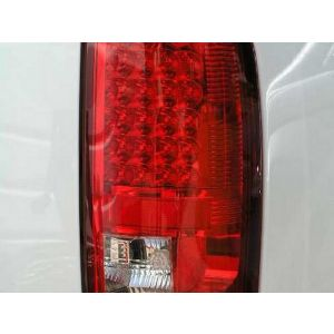 Spyder Auto ® - Red Clear LED Tail Light (5002570)