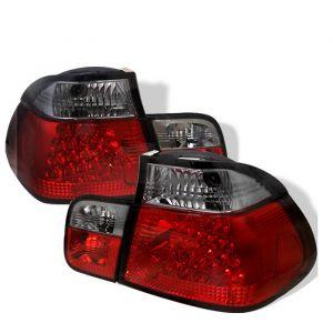Spyder Auto ® - Red Smoke LED Tail Lights (5000767)