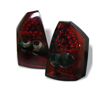 Spyder Auto ® - Red Smoke LED Tail Lights (5000965)