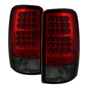 Spyder Auto ® - Red Smoke LED Tail Lights (5001559)