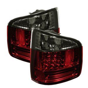 Spyder Auto ® - Red Smoke LED Tail Lights (5001948)