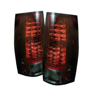 Spyder Auto ® - Red Smoke LED Tail Lights (5002167)