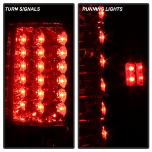 Spyder Auto ® - Red Smoke LED Tail Lights (5003270)