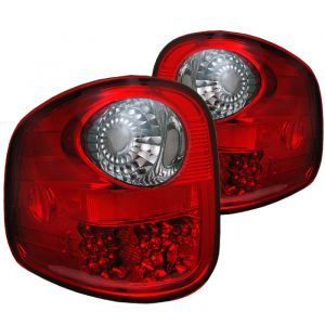Spyder Auto ® - Red Smoke LED Tail Lights (5003430)