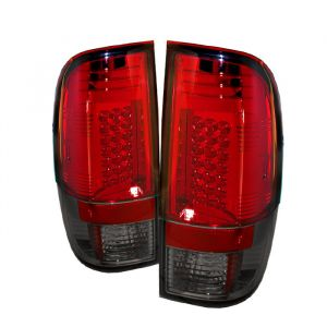 Spyder Auto ® - Red Smoke LED Tail Lights (5003928)