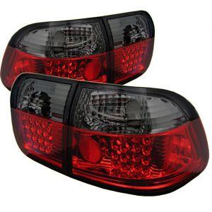 Spyder Auto ® - Red Smoke LED Tail Lights (5005038)