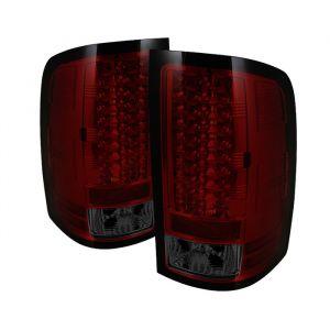 Spyder Auto ® - Red Smoke LED Tail Lights (5014986)