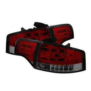 Spyder Auto ® - Red Smoke LED Tail Lights (5029300)