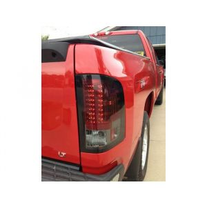 Spyder Auto ® - Red Smoke LED Tail Lights (5029560)