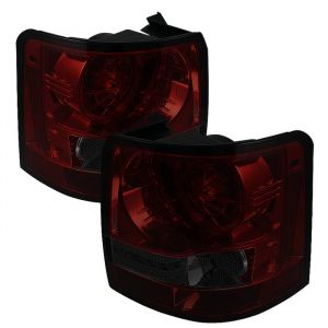 Spyder Auto ® - Red Smoke LED Tail Lights (5032607)