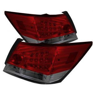 Spyder Auto ® - Red Smoke LED Tail Lights (5032652)
