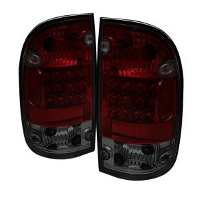 Spyder Auto ® - Red Smoke LED Tail Lights (5033758)