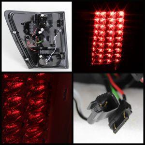 Spyder Auto ® - Red Smoke LED Tail Lights (5070210)