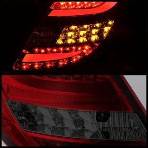 Spyder Auto ® - Red Smoke LED Tail Lights (5072719)