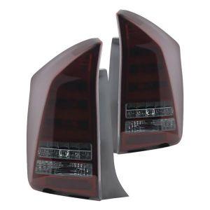 Spyder Auto ® - Red Smoke Light Bar LED Tail Lights (5079671)