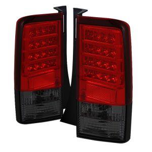 Spyder Auto ® - Red Smoke Version 2 LED Tail Lights (5042774)