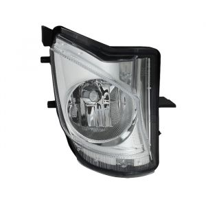 Spyder Auto ® - Right Side Clear OEM Style Fog Light (5075215)