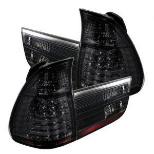 Spyder Auto ® - Smoke 4PCS LED Tail Lights (5000828)