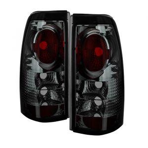 Spyder Auto ® - Smoke Euro Style Tail Lights (5002099)