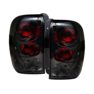 Spyder Auto ® - Smoke Euro Style Tail Lights (5002204)