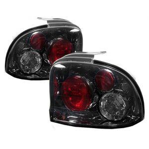 Spyder Auto ® - Smoke Euro Style Tail Lights (5002518)