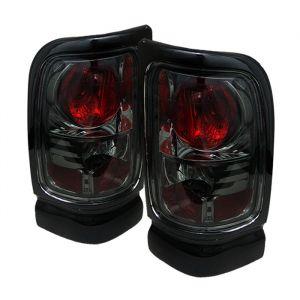Spyder Auto ® - Smoke Euro Style Tail Lights (5002730)