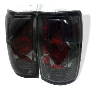 Spyder Auto ® - Smoke Euro Style Tail Lights (5002907)