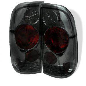 Spyder Auto ® - Smoke Euro Style Tail Lights (5003515)