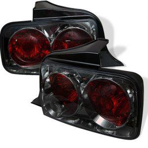 Spyder Auto ® - Smoke Euro Style Tail Lights (5003577)