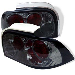 Spyder Auto ® - Smoke Euro Style Tail Lights (5003614)