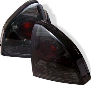 Spyder Auto ® - Smoke Euro Style Tail Lights (5005250)