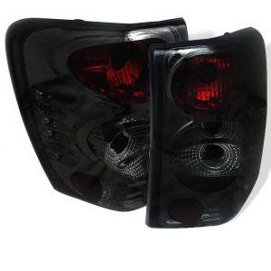 Spyder Auto ® - Smoke Euro Style Tail Lights (5005717)