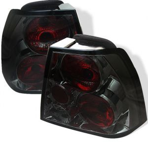 Spyder Auto ® - Smoke Euro Style Tail Lights (5008442)