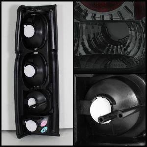Spyder Auto ® - Smoke Euro Style Tail Lights (5033611)