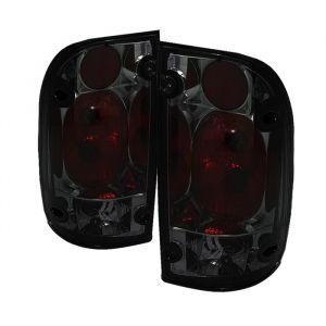 Spyder Auto ® - Smoke Euro Style Tail Lights (5033734)