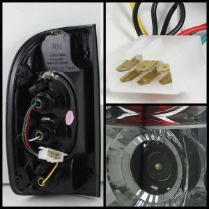Spyder Auto ® - Smoke Euro Style Tail Lights (5033765)