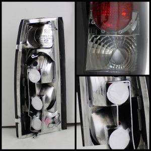 Spyder Auto ® - Smoke G2 Euro Style Tail Lights (5034335)