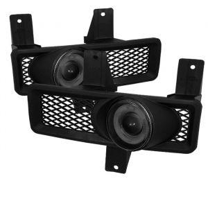 Spyder Auto ® - Smoke Halo Projector Fog Lights (5014719)