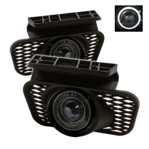 Spyder Auto ® - Smoke Halo Projector Fog Lights (5021205)