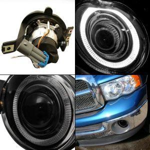 Spyder Auto ® - Smoke Halo Projector Fog Lights (5021267)