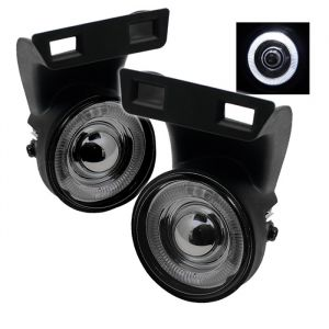 Spyder Auto ® - Smoke Halo Projector Fog Lights (5021281)