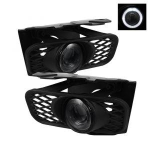 Spyder Auto ® - Smoke Halo Projector Fog Lights (5021342)