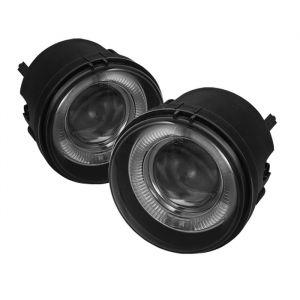 Spyder Auto ® - Smoke Halo Projector Fog Lights (5039026)