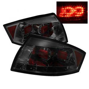 Spyder Auto ® - Smoke LED Tail Lights (5000446)