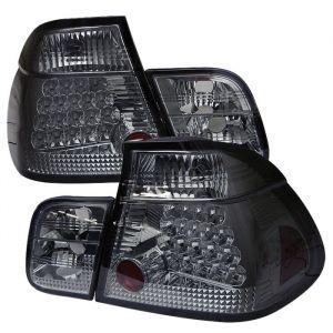 Spyder Auto ® - Smoke LED Tail Lights (5000774)