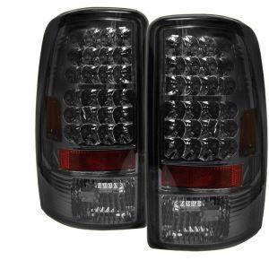 Spyder Auto ® - Smoke LED Tail Lights (5001566)