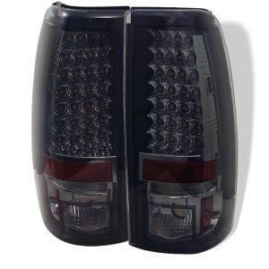 Spyder Auto ® - Smoke LED Tail Lights (5001764)